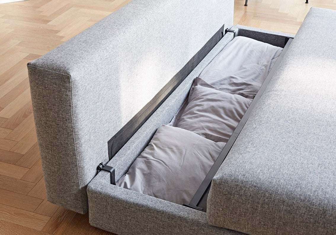 Osvald Queen Sofa Bed - Design Distillery