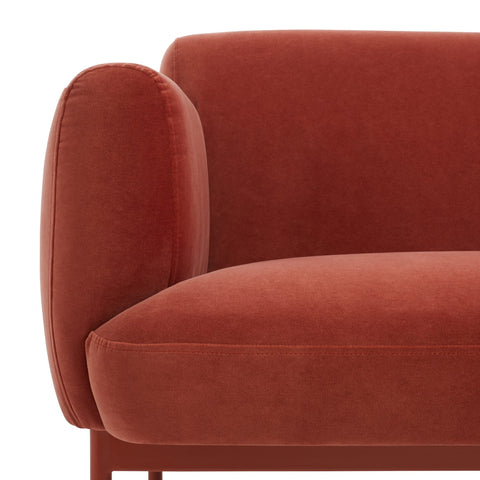 "Puff Puff 67"" Sofa - Design Distillery"