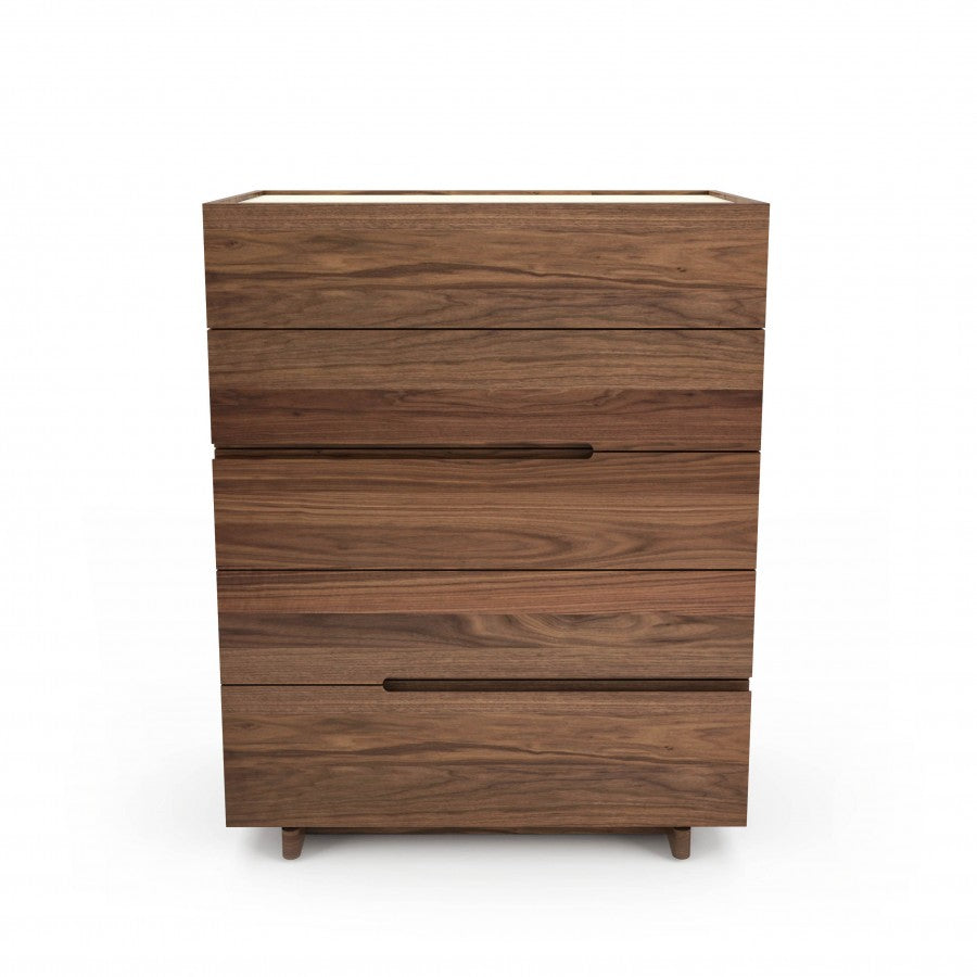 Nelson 5-Drawer Chest - Design Distillery