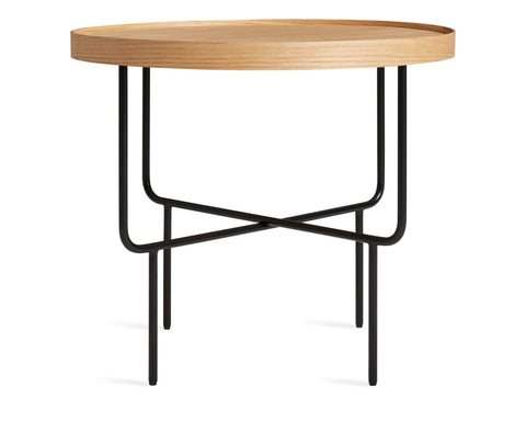 Roundhouse Low Side Table