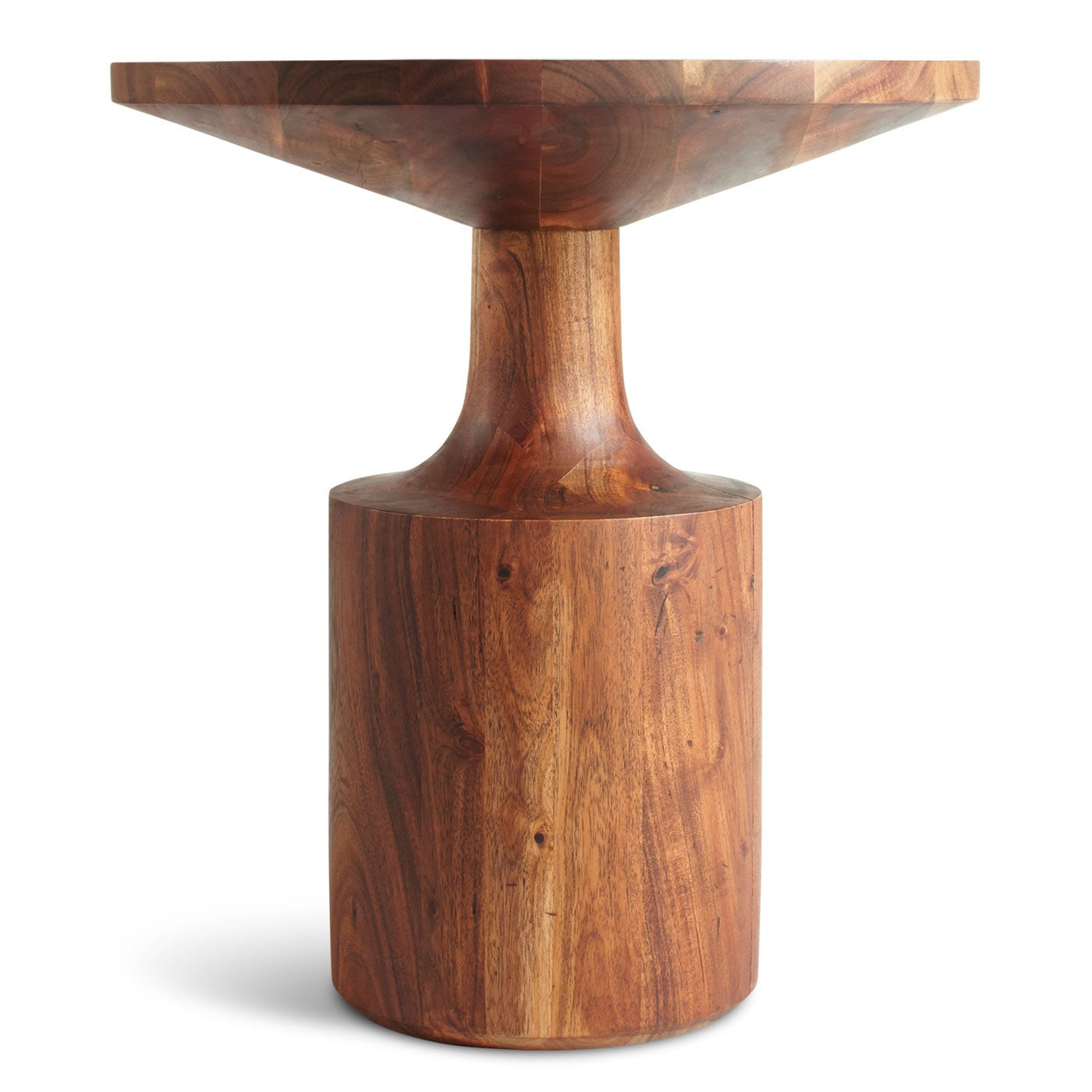 Turn Tall Side Table