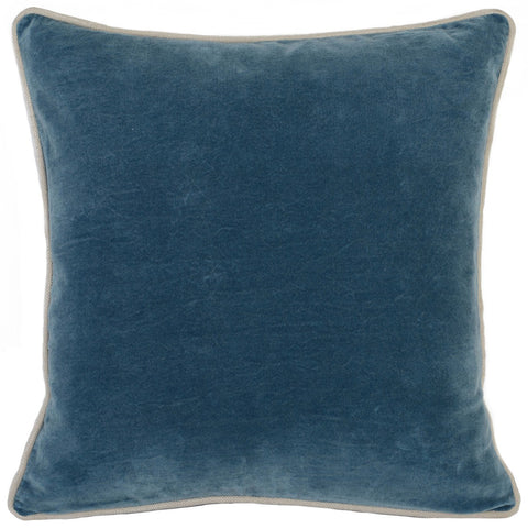 Marine Velvet Pillow
