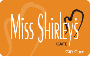 $100 Miss Shirley's Cafe Gift Card