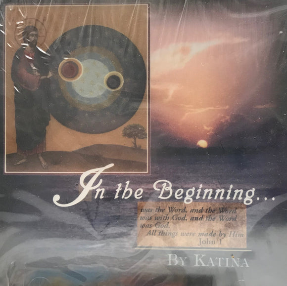 Katina: In the beginning - CD