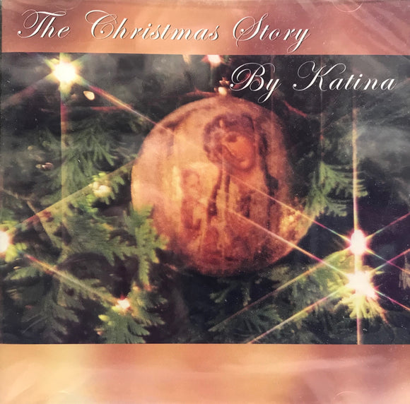 Katina: The Christmas Story - CD