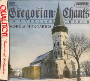 Gregorian Chants in a Village Church - CD