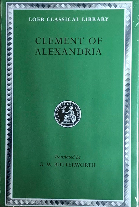 St. Clement of Alexandria