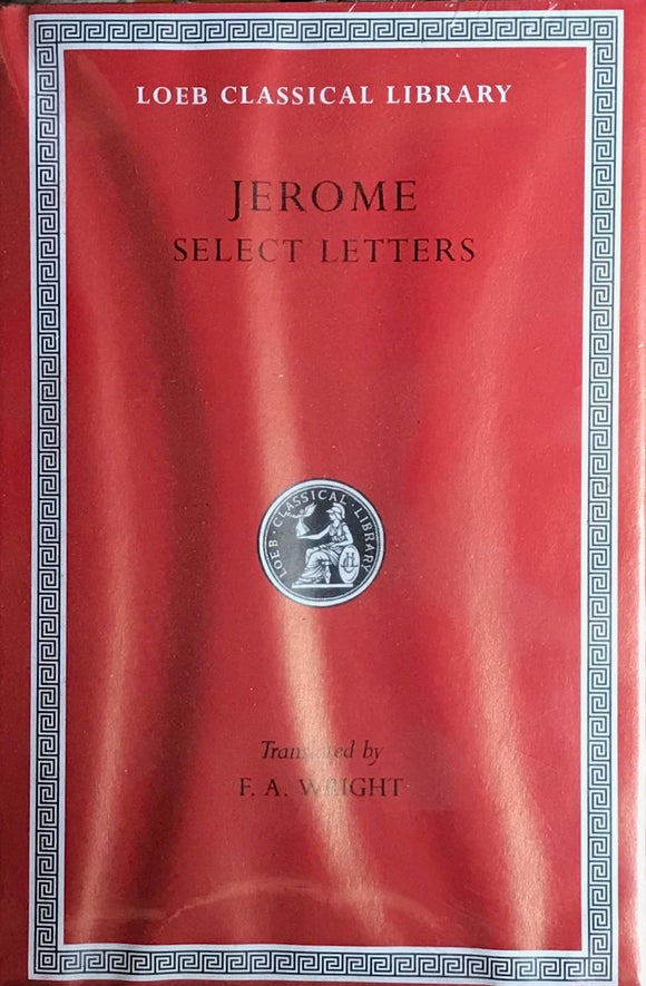 Select Letters of St. Jerome