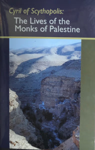 The Lives of the Monks of Palestine