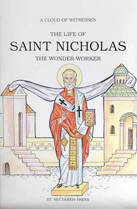 St. Nicholas the Wonderworker, Life for Children