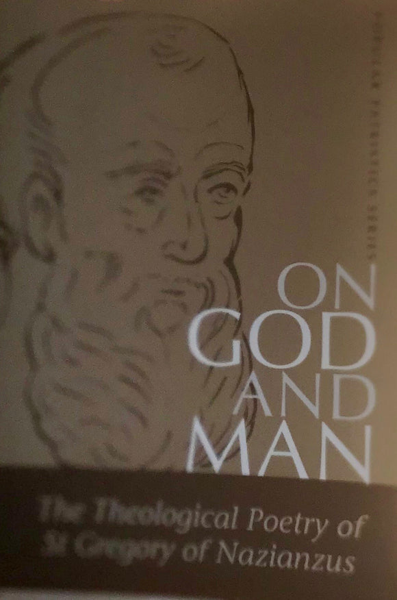On God and Man: The Theological Poetry
