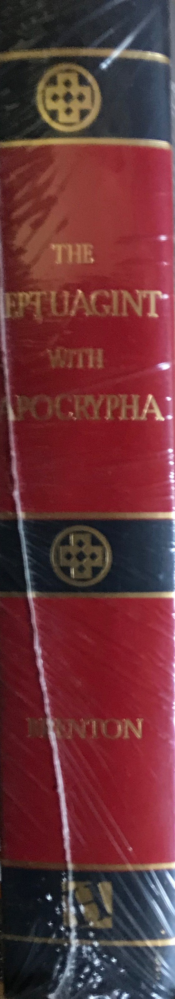 The Septuagint with Apocrypha, Greek and English