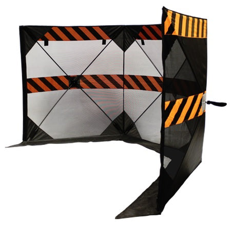 Multi-Safe Safety Barricade