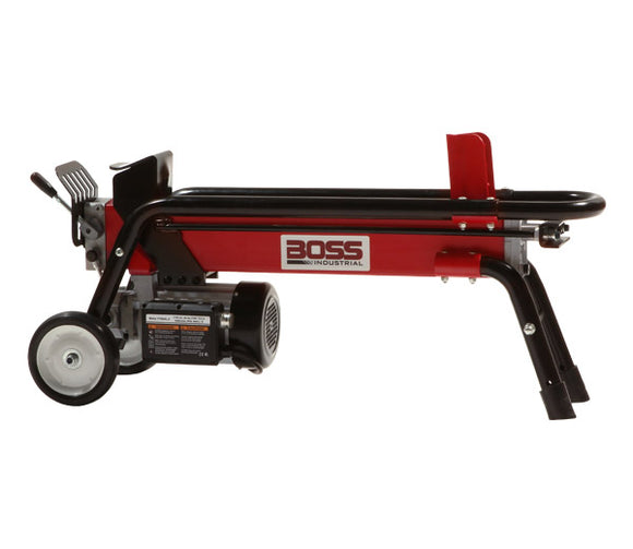 Boss Industrial Electric Log Splitters