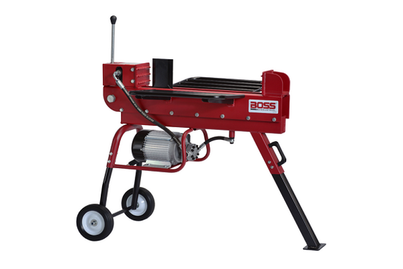 Boss Industrial 10 Ton Electric Horizontal Dual Action Log Splitter (ED10T20)