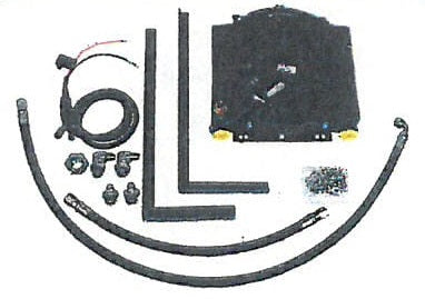 (1158293) Hydraulic Cooler Kit, *Fits: HBHS600GXE, HBHS610GXE, HBHS620GXE
