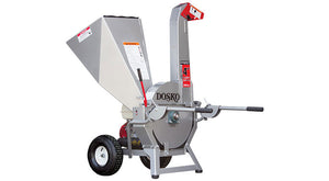 "Dosko 4"" Brush Chipper w/ Honda GX390 (13-21T-13H)"