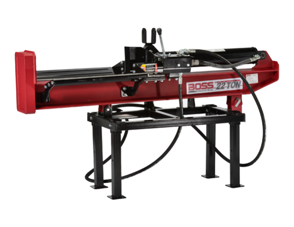 Boss Industrial 22 Ton 3-Point Hitch Commercial Log Splitter (3PT22T25)