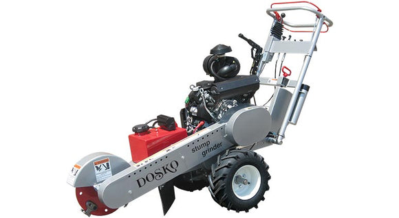 Dosko Self Propelled Stump Grinder 691SP-20HE