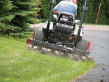 "JRCO 60"" Tow Behind Hooker Aerator (755)"