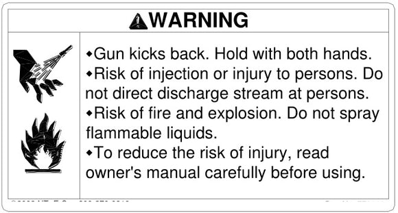 (778069GN) DECAL,GNE WARNING ELECTRIC-P