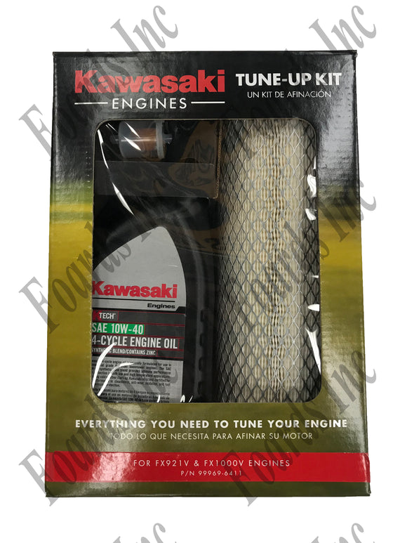 (99969-6411) Kawasaki Tune-Up Kit, for FX921V & FX1000V Engines