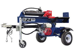 Iron & Oak 24 Ton Vertical / Horizontal Log Splitter (BHVH2418GX)