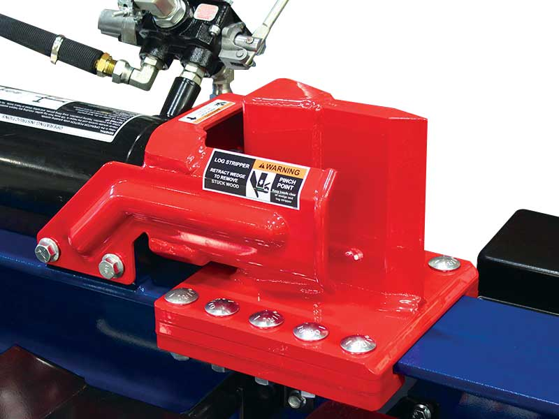 Iron & Oak 30 Ton Vertical / Horizontal Log Splitter (BHVH3018GX)