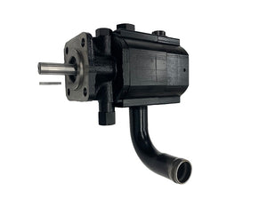 "(BR002002B) PUMP - HYDRAULIC 16GPM (1002428), 1/2"" shaft, key included (1"" x 1/8"")"