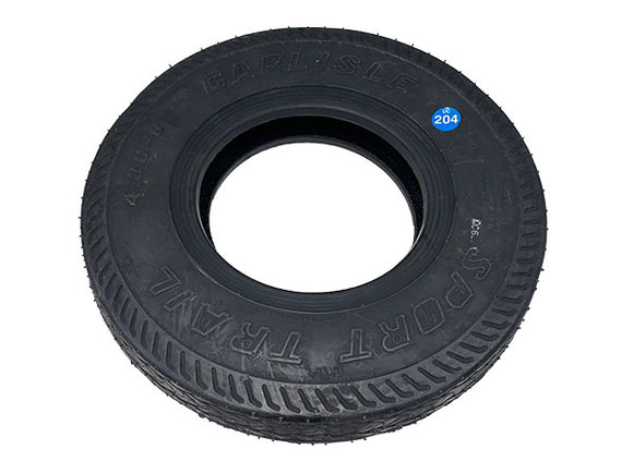 (BR008301T) 4.80 x 8 Tire Only