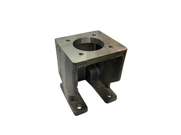 (BR020010) FLANGE-ENGINE SMALL-BR (Fits: 8-22 Ton Units)