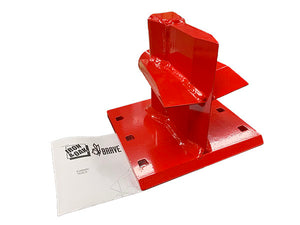 "(BR021175) 4-Way Wedge (6"" Beam) (Fits all 6"" Beam Models)"