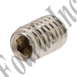 "(BR001382) SCREW - SET 5/16""-18 X 1/2"" CONE POINT"