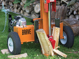 Brave Pro 24 Ton Vertical / Horizontal Log Splitter (VH1724GC)