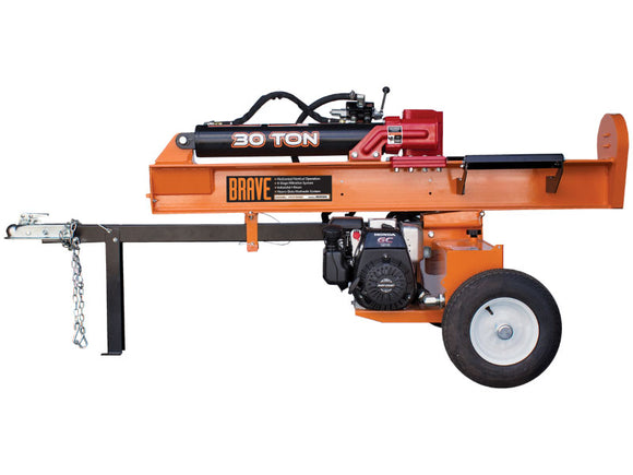 BravePro 30 Ton Vertical / Horizontal Log Splitter VH1730GC