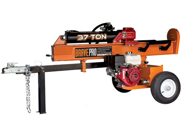 Brave Pro 37 Ton Vertical / Horizontal Log Splitter (VH1737GX)
