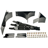 "(123105) Hustler X-One / Super S Mulch Kit 52"" (includes wavy mulch blades)"