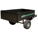 Peco X20 20 Cubic Foot Trailer Lawn Vac w/ 6.5HP Briggs & Stratton Vanguard (5920)