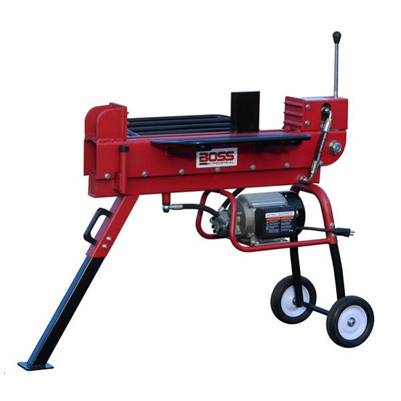 Boss Industrial 10 Ton Electric Horizontal Log Splitter (ED10T20)