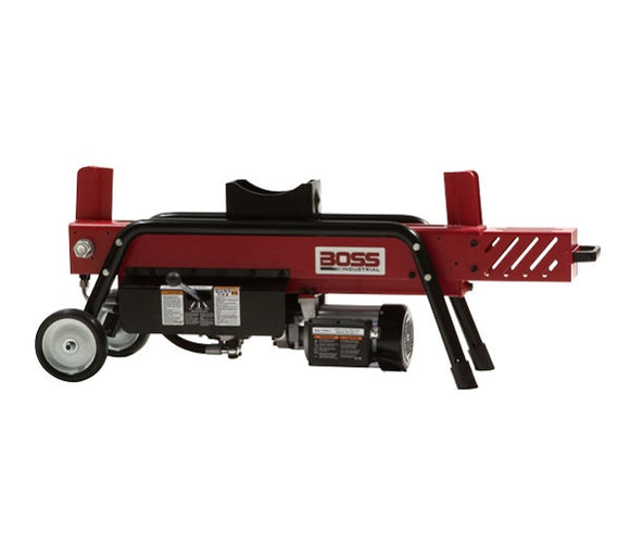 Boss Industrial 8 Ton Electric Log Splitter (ED8T20)