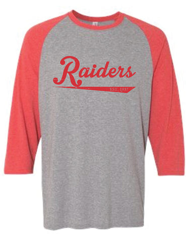Triblend Long Sleeve Crew (Adult)