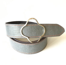 Womens Hand Sewn Lined and Reversible Belt