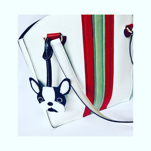 Rex - French Bulldog Purse Charm