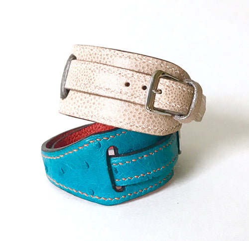 Martingale - Ladies Double Wrap Bracelet