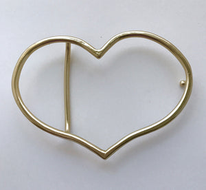 The Heart Buckle