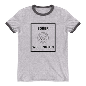 Sober Wellington Ringer T-Shirt