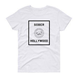 Sober Hollywood Women's t-shirt