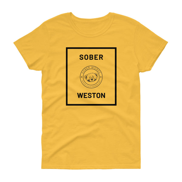 Sober Weston Women's t-shirt