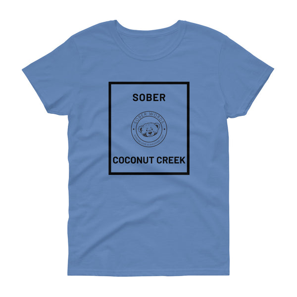 Sober Coconut Creek Women's T-Shirt
