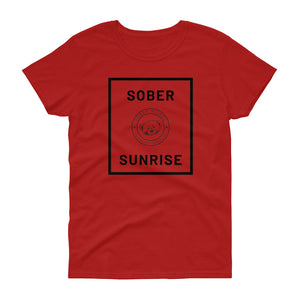 Sober Sunrise Women's t-shirt